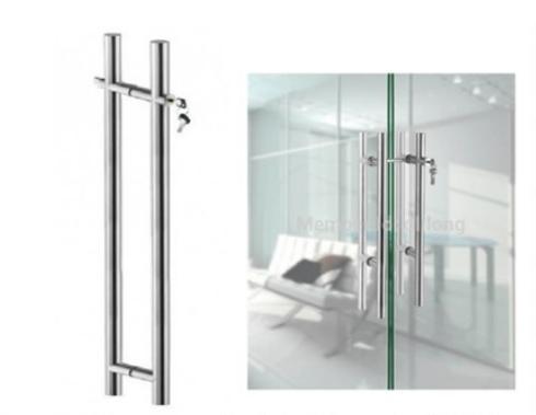 Tiradores acceso para puertas vidrio o madera