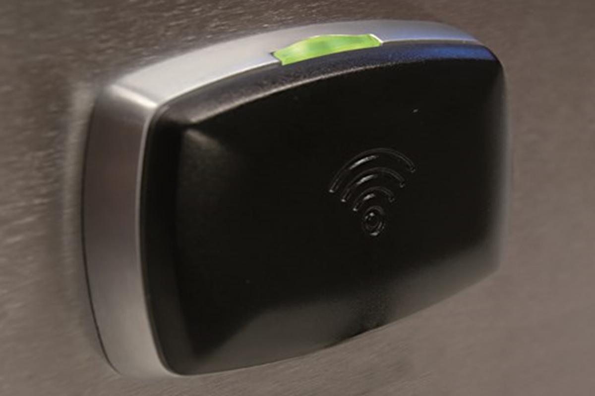 Controlador Elevador Visionline 3G RFID, Cromo satin