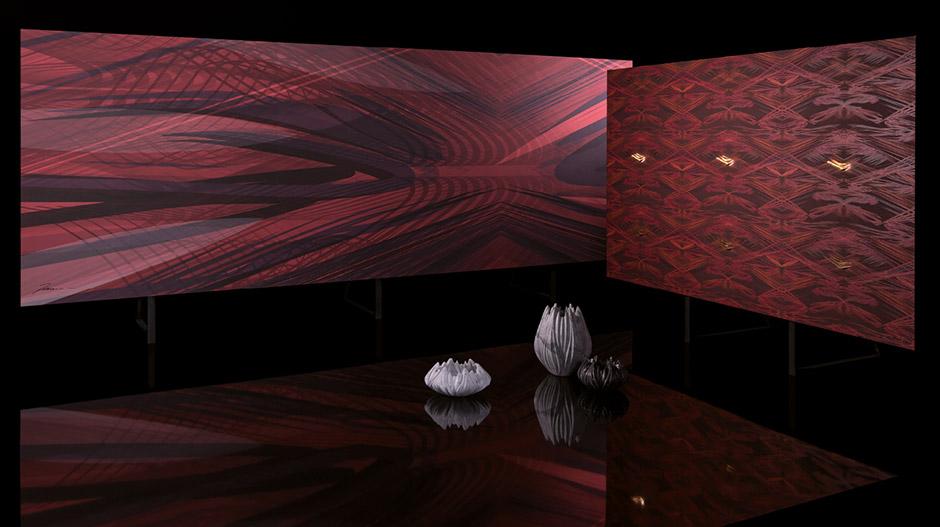 Colección HOMMAGE de Zaha Hadid