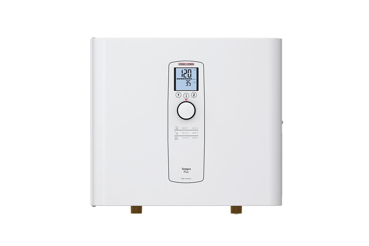 Calentador de agua instantáneo Tempra Plus