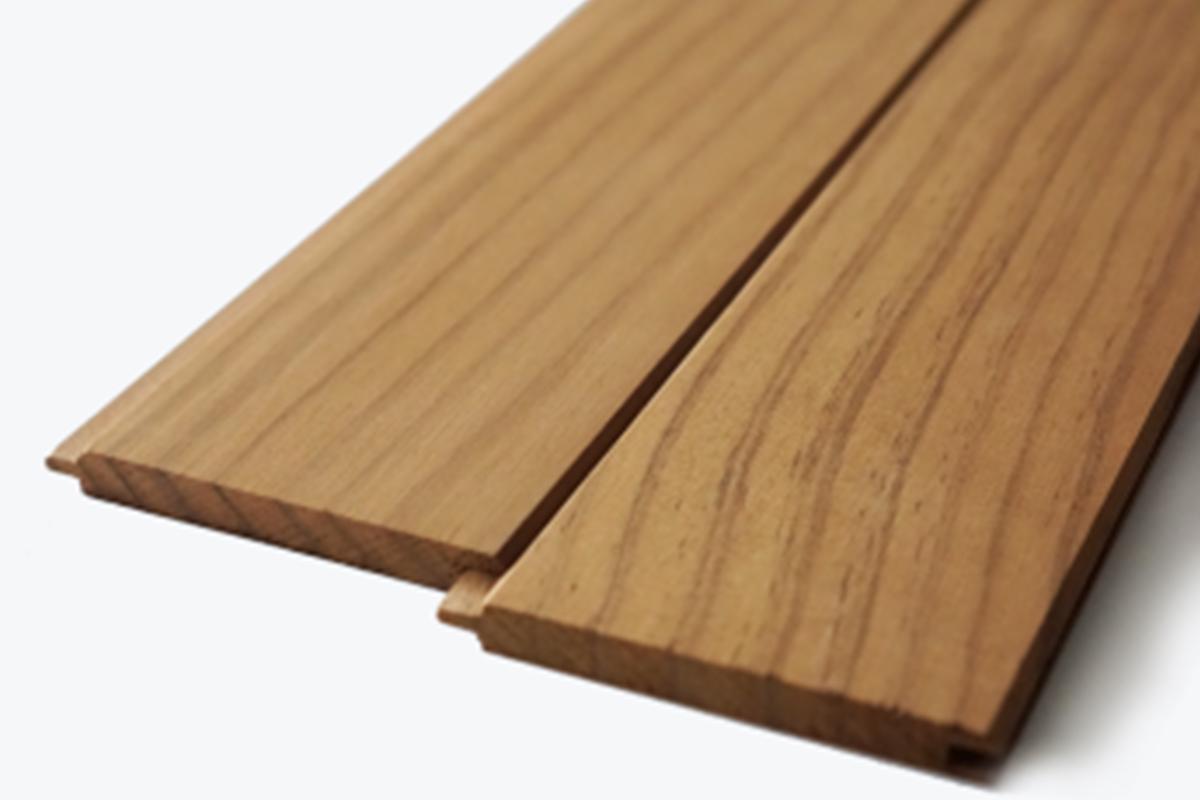 Cielo madera termotratada exterior o interior