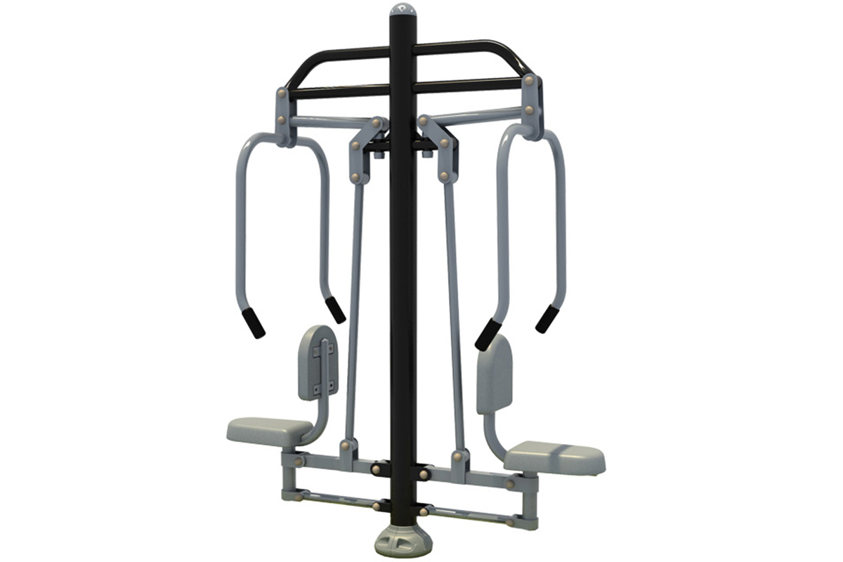 ELEMENTO SALUDABLE - CHEST PRESS