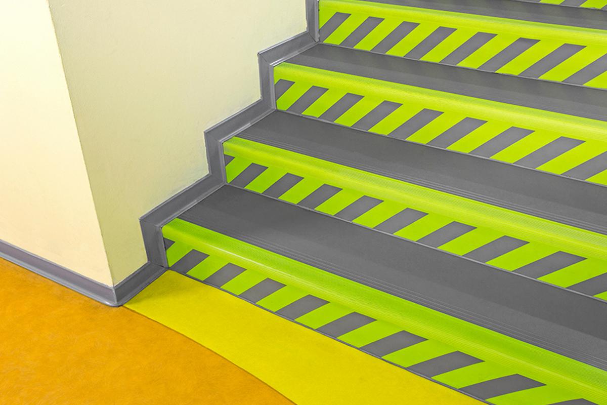 Terminación escalera Tapiflex Stairs